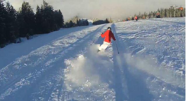 Ski am Hochkönig Saalfelden Österreich ACTIONPRO X7