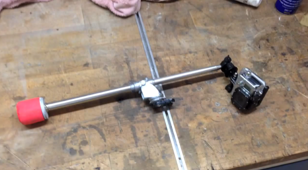 DIY Actioncam Rotor Mount