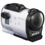 Sony HDR-AZ1 mit Schutzgehäuse