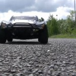 Traxxas Slash 4x4 Street Bashing