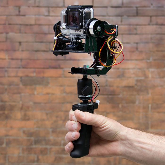 GoPro Gyro Stabilizer