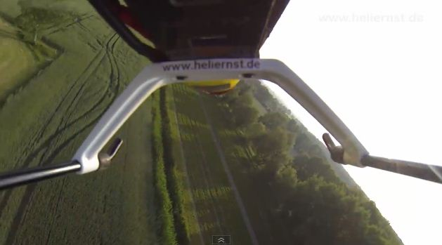 Helicopter GoPro
