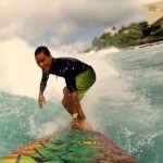 Contour Surfing Sessions