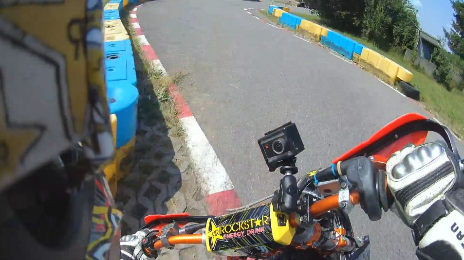 Supermoto Training ACTIONPRO X7