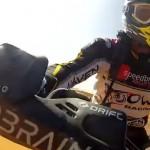 Motorrad durch die Wüste - Drift HD Ghost