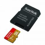 SanDisk Extreme 16GB microSDHC