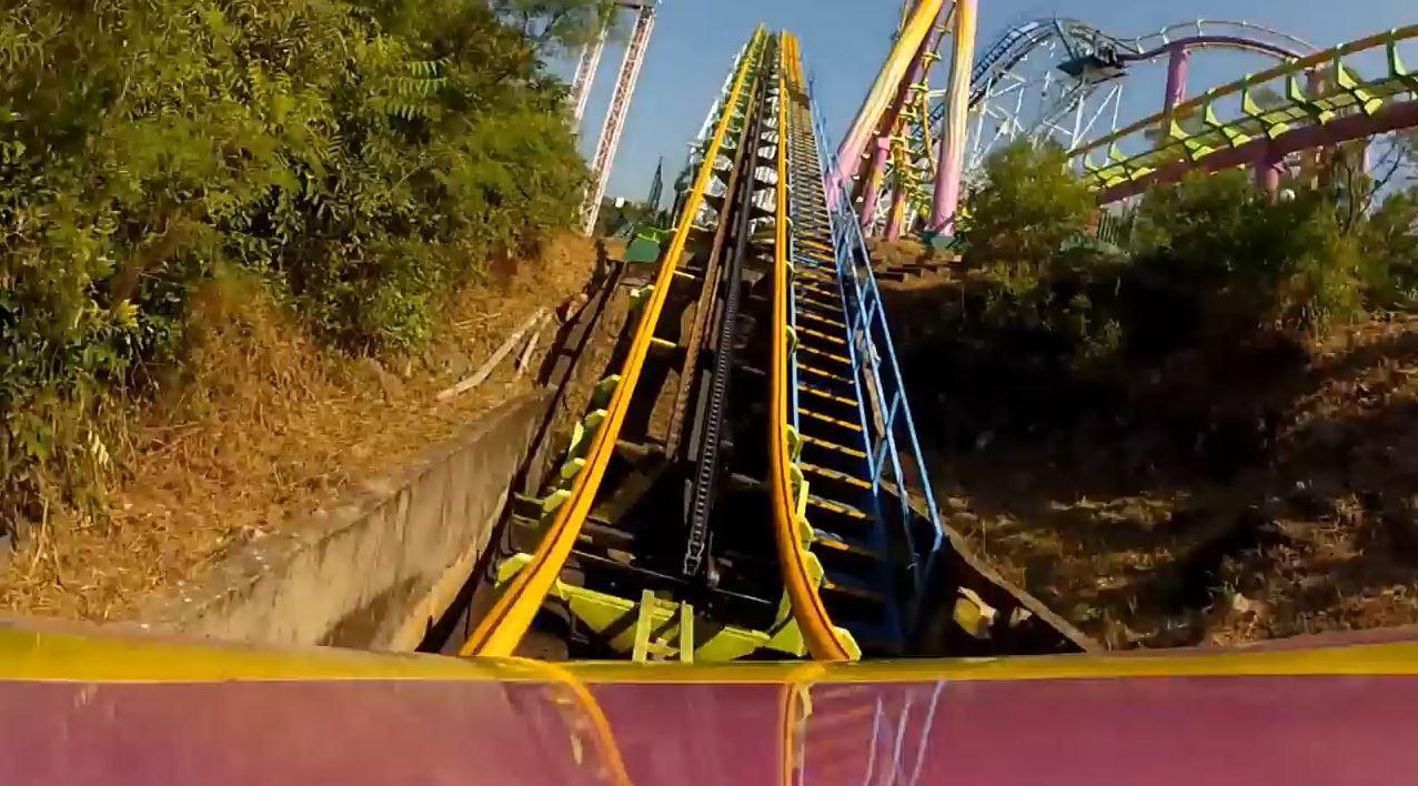 Roller Coaster POV